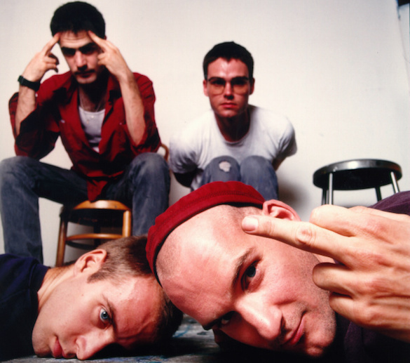 Dischord Records to Release Fugazi's First Demo