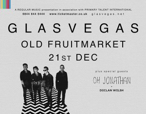 Glasvegas/ Declan Welsh: The Old Fruit Market, Glasgow – live review