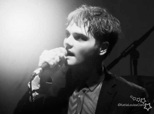 Gerard Way: Ritz, Manchester – live review