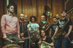 Hackney Colliery Band: Band on the Wall, Manchester – live review