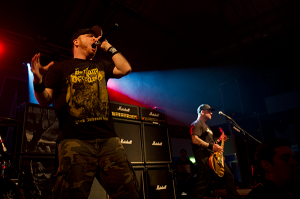 Volbeat | Hatebreed: Portsmouth Pyramids – live review