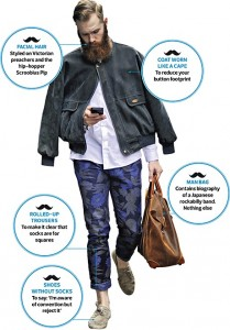 'Young people nowadays with their funny ways!' our new columnist Will Shelf writes about hipsters