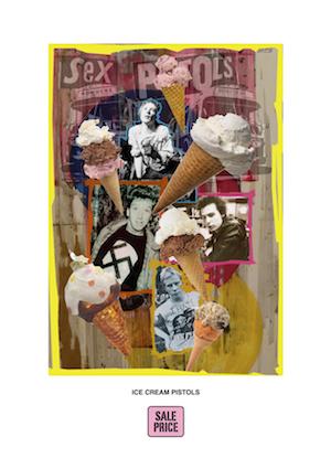 The Bermondsey Joyriders present Punk Rock and Roll Art Show