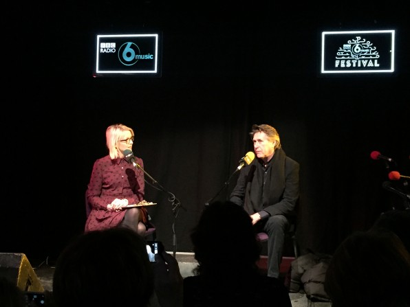 6 Music Festival Day Two: Bryan Ferry | Slaves | The Wave Pictures | Joanna Gruesome: Newcastle – live review