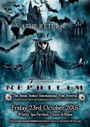 Fields of the Nephilim | HIM | Dolomite Minor: Shepherds Bush Empire, London – live review