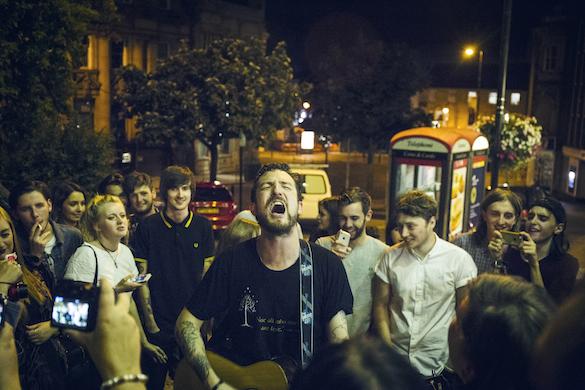 Frank Turner: Barnsley – live review