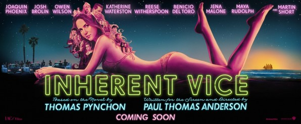 Inherent Vice – film review