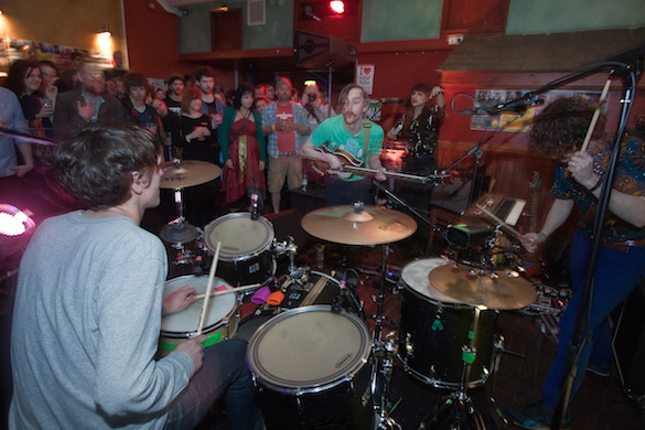 Focus Wales 2014 – photo coverage from the annual three day festival in Wrexham