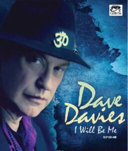 Dave Davies (The Kinks) to play first live show for 13 years