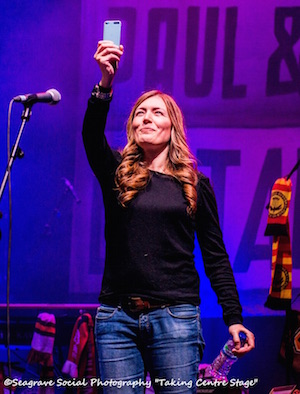 Paul Heaton and Jacqui Abbott: Manchester Apollo – live review