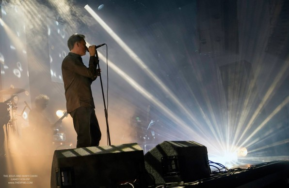 The Jesus and Mary Chain: Liverpool Guild Of Students – live review