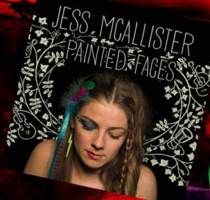 Jess McAllister: Painted Faces – ep review