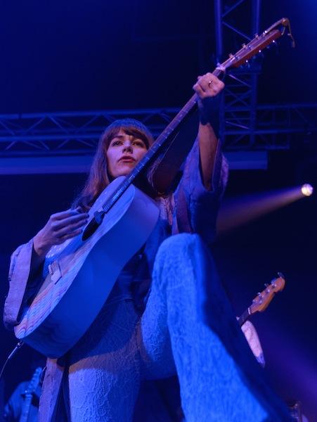 Jenny Lewis: Art School, Glasgow – live review