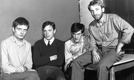 First ever posed Joy Division photos by the legendary Manchester photographer Harry Goodwin