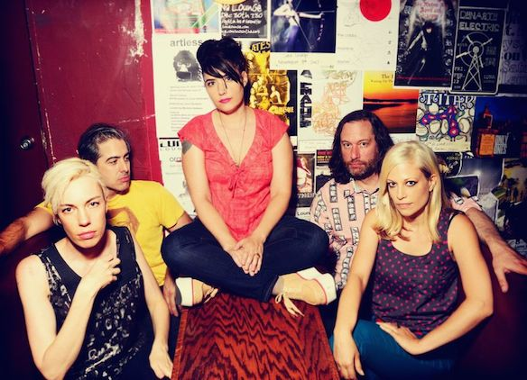 Kathleen Hanna's Latest Band, The Julie Ruin Have A UK Tour In May. Details also of a record store day release and a new video