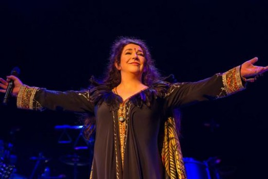 Kate Bush: Hammersmith Apollo, London – live review