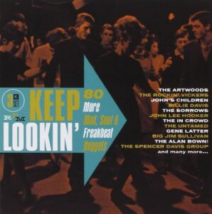 Various Artists: Keep Lookin'- More Mod, Soul & Freakbeat Nuggets – album review