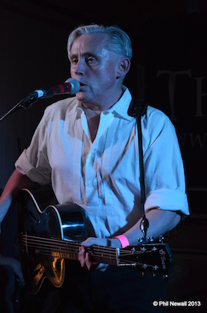 Kirk Brandon AKcoustic: The Compass, Chester – live review