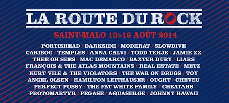 La Route Du Rock Festival 2014: A Matter of Taste