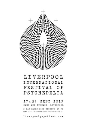 Liverpool International Festival Of Psychedelia announces 2014 bill