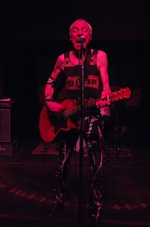 UK Subs: Studio 124, Stockholm – live and photo review