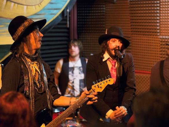 Bernie Torme   Peckham Cowboys: White Lion, Streatham – live review