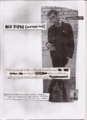 Mark Wynn: No Fun (Not That One) – album review