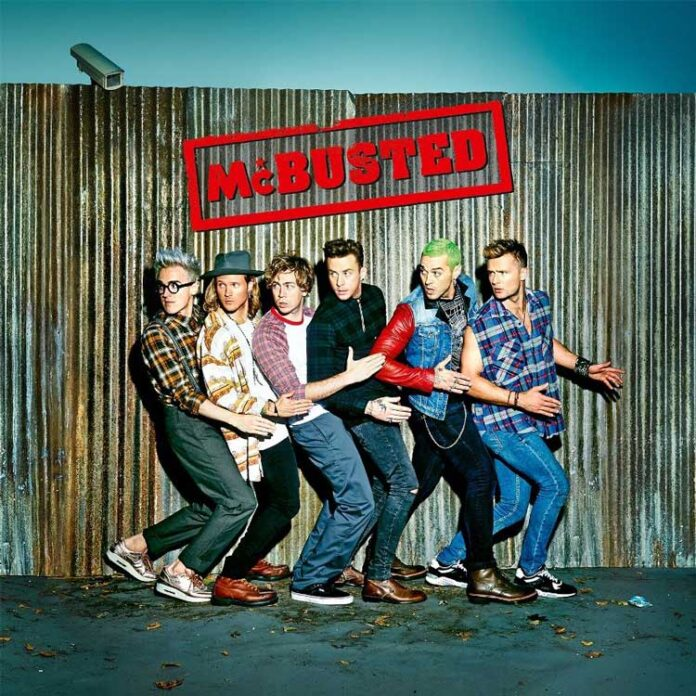 McBusted album cover