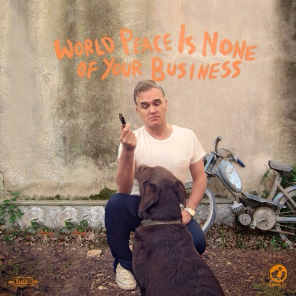 Why we like the way Morrissey has fallen out with his record label