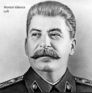 Morton Valence: Left – album review