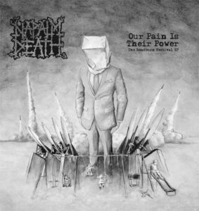Napalm Death release special Roadburn Festival EP and charity Cardiacs cover-download!