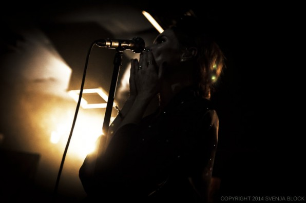 Nina Persson: The Scala, London – live review