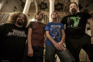 Napalm Death announce new album and release date…