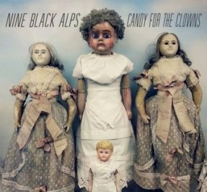 Nine Black Alps: Candy For The Clowns – album review