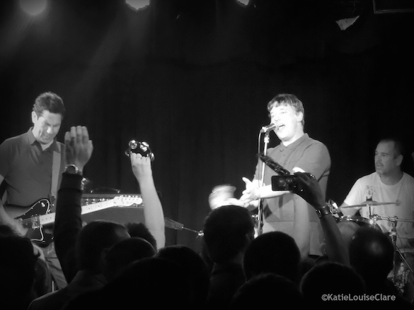 Northside: Club Academy, Manchester – live review