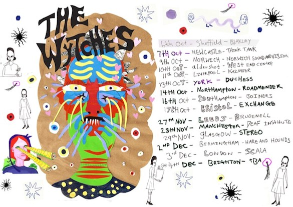 The Wytches: Rough Trade In Store, London – live review