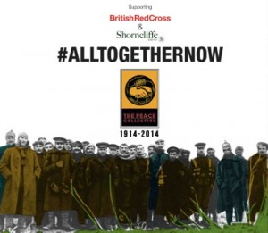 THE PEACE COLLECTIVE 'ALL TOGETHER NOW' 0UT NOW – buy charity record and send the good people to number one