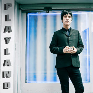 Johnny Marr: Playland – album review