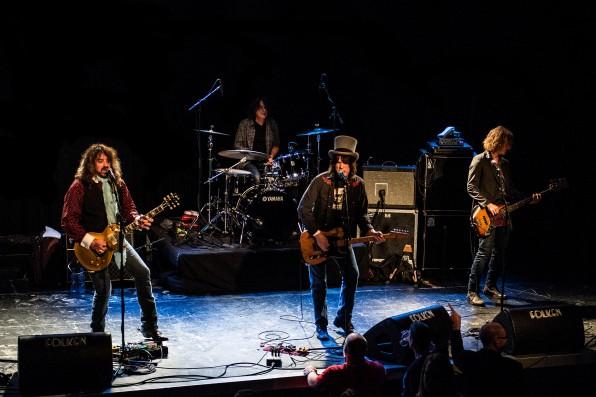 Dan Baird and Homemade Sin: Bush Hall, London – live review
