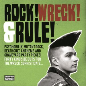 Various: Rock! Wreck! And Rule! – album review