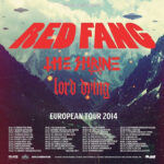 Red-Fang-The-Shrine-European-Tour-2014
