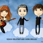 Ringo Deathstarr Gods Dream LTW NEWS
