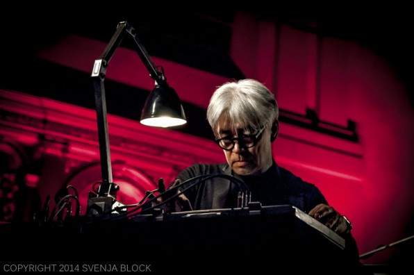 Ryuichi Sakamoto: St Johns-at-Hackney Church, London – live photo review