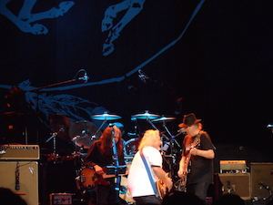Neil Young and Crazy Horse: Echo Arena Liverpool – live review