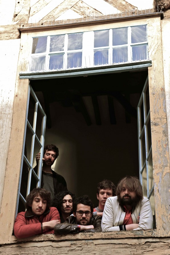 New Artist of the Day: Sudden Death Of Stars – a great French psych garage trip
