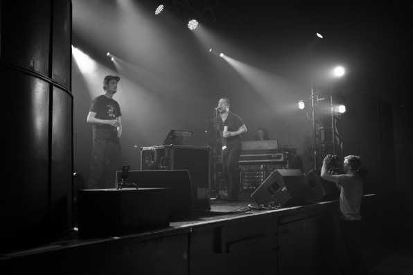 Sleaford Mods: Invisible Britain – Crowdfunding campaign for proposed documentary following the Nottingham duo on their upcoming tour