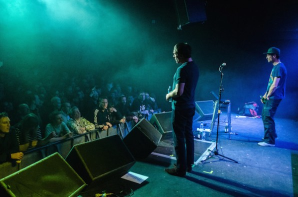 Sleaford Mods | Kagoule: Rescue Rooms, Nottingham – live review