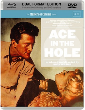 Ace In The Hole | Violent Saturday – dvd reviews