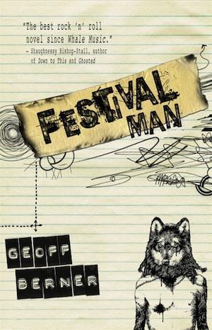 Festival Man: Geoff Berner – book review