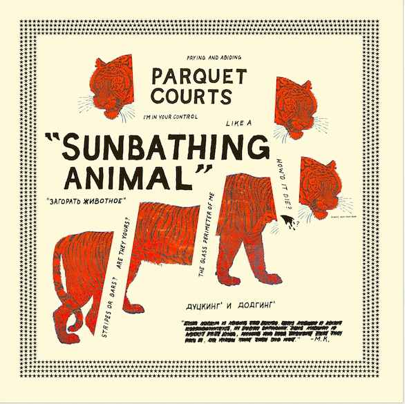 Stream new track from Parquet Courts, taken from new album Sunbathing Animal out June